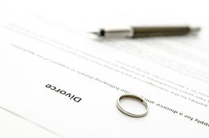 divorce-document